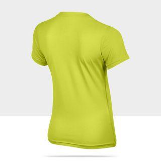 Nike Legend Swoosh Girls T Shirt 532462_333_B