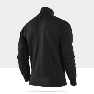 Netherlands Authentic N98 Mens Football Track Jacket