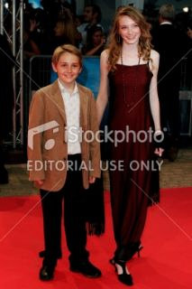 Eleanor Tomlinson, Aaron Johnson   32nd Deauville Film Festival