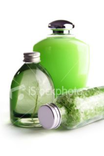 stock photo 5455864 spa cosmetics series