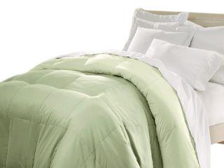 320 Thread Count Egyptian Down Alternative Comforter   Full/Queen