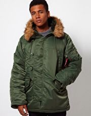 Alpha Industries  Shop Alpha Industries jackets, coats & accessories