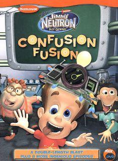 The Adventures of Jimmy Neutron, Boy Genius   Confusion Fusion DVD