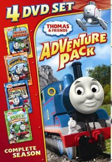 Thomas Friends Adventure Pack DVD, 2010, Canadian