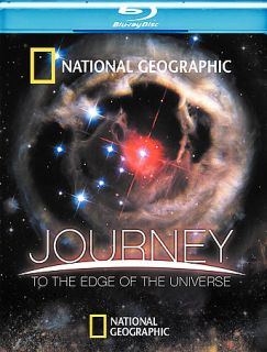 Journey to the Edge of the Universe Blu ray Disc, 2009