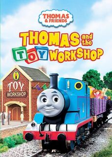 Thomas Friends   Thomas and the Toy Workshop DVD, 2009