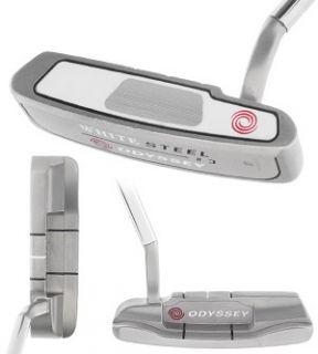 Odyssey White Steel 3 Putter Golf Club