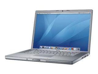 Apple MacBook Pro 17 2.16 GHz Intel Core Duo 2GB RAM 120GB HDD Laptop