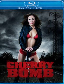 Cherry Bomb Blu ray DVD, 2012