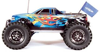 Team Associated Monster GT 4.60 SE Radio Controlled Truck
