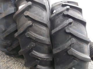 Newly listed TWO 18.4x38, 18.4 38 CASE IH 9130 Farm Tractor Tires 8