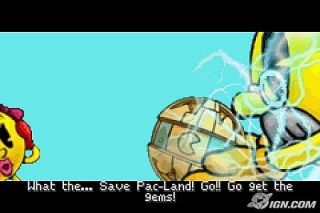 Ms. Pac Man Maze Madness Nintendo Game Boy Advance, 2004