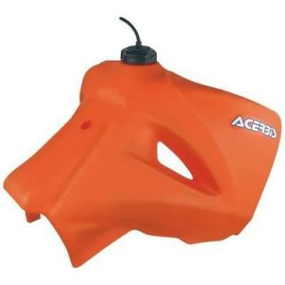 acerbis fuel tank 6 3 gallon orange ktm xc 300