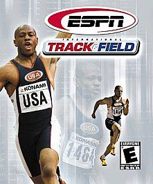 ESPN International Track Field Nintendo Game Boy Color, 2000