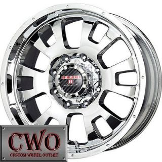 Newly listed 18 Chrome Level 8 Guardian Wheels Rims 8x170 8 Lug Ford