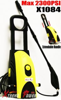 XtremePower X1084 1300 to Max 2300PSI High Pressure Washer w