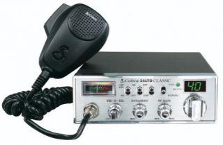 cobra 25 ltd 40 channels cb radio