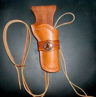 Newly listed Western Cowboy Holster Fast Draw Tan Colt / Vaquero 4 3/4