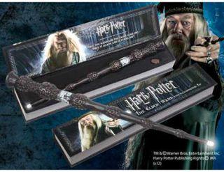 Harry Potter Professor Dumbledore Illuminating Light Up Wand   Noble