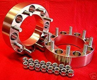 Dodge  Dually  8 lug  RAM  WHEEL SPACERS  ADAPTERS  2500
