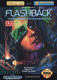Flashback The Quest for Identity Sega Genesis, 1993