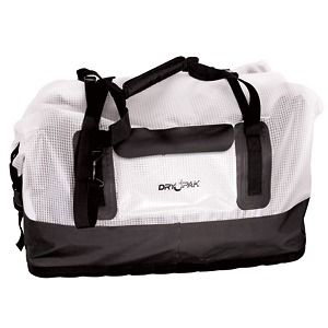 dry pak waterproof duffel bag clear large part dp d1cl