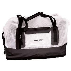 dry pak waterproof duffel bag clear large part dp d1cl