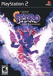 The Legend of Spyro A New Beginning Sony PlayStation 2, 2006