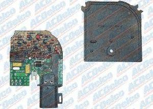 ACDelco 19178233 Wiper Motor Pulse Board Module