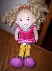 groovy girls 2001 plush doll sesilia blond