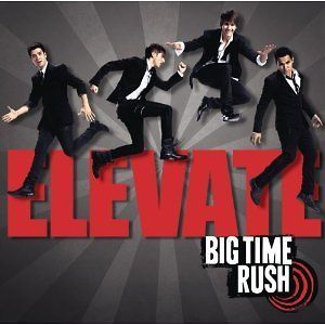 big time rush elevate new cd from united kingdom time