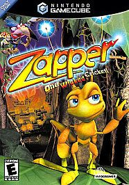 Zapper One Wicked Cricket Nintendo GameCube, 2002