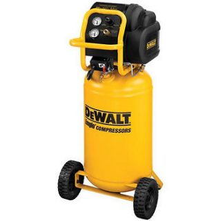 DEWALT 15 Gallon Wheeled Portable Workshop Air Compressor D55168R