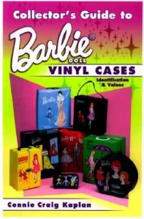Collectors Guide to Barbie Doll Vinyl Cases Identification and Values