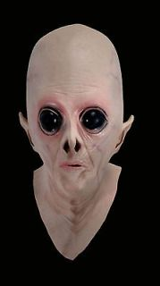 COSTUME MASK   UFO ROSWELL MARS ALIEN EXTRA TERRESTRIAL AREA 51 ET