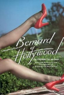 Bernard of Hollywood The Ultimate Pin Up Book by Bruno Bernard and