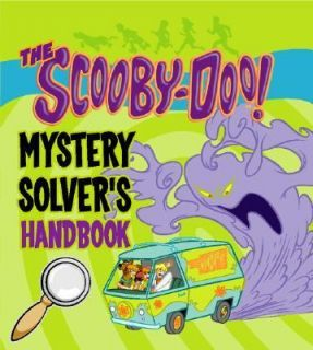 The Scooby Doo Mystery Solvers Handbook by Running Press Staff 2007