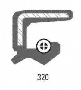Timken 710140 Auto Trans Extension Housing Seal
