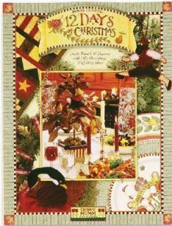Debbie Mumms 12 Days of Christmas Create Warmth and Elegance with