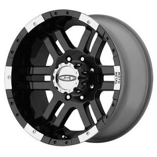 Moto Metal Wheel MO951 Aluminum Black 16x9 6x5.50 BC 4.530