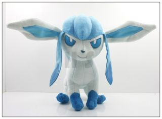 newly listed new pokemon 9 glaceon plush toy doll cute