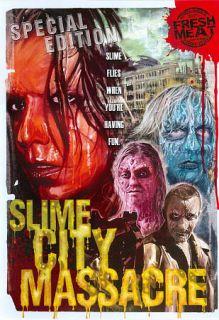 Slime City Massacre DVD, 2011, 2 Disc Set