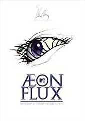 Aeon Flux   The Complete Animated Collection DVD, 2005, 3 Disc Set