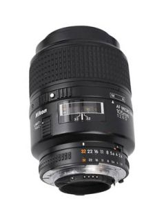 Nikon Micro Nikkor D VR II 105 mm F/2.8
