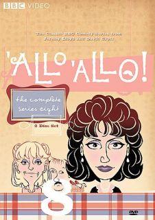 Allo Allo   Complete Series 8 (DVD, 200