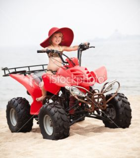 stock photo 17878069 little girl in holiday