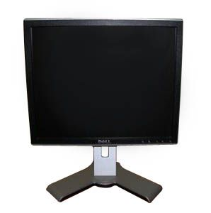 newly listed  dell 1708fpi 17 lcd monitor time
