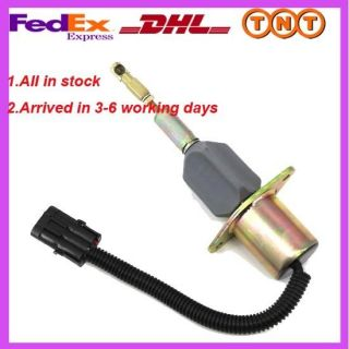 cummins 3928160 diesel fuel shutoff solenoid sa 4293 12 from