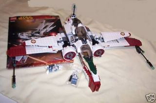 lego star wars episode 111 arc 170 starfighter 7259 time