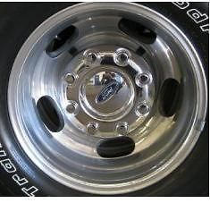 17 Rear Forged Polished Alloy Wheel Rim For 2005 2010 Ford Superduty